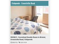 Big lovely room in Fishponds to rent 15 minutes away from the Centre