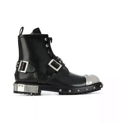 Alexander McQueen Mens Boots Size 9