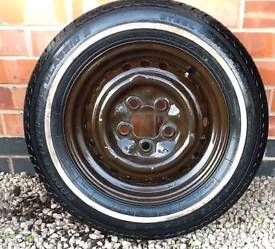 VW Type 2 Bay Camper Wheels x4