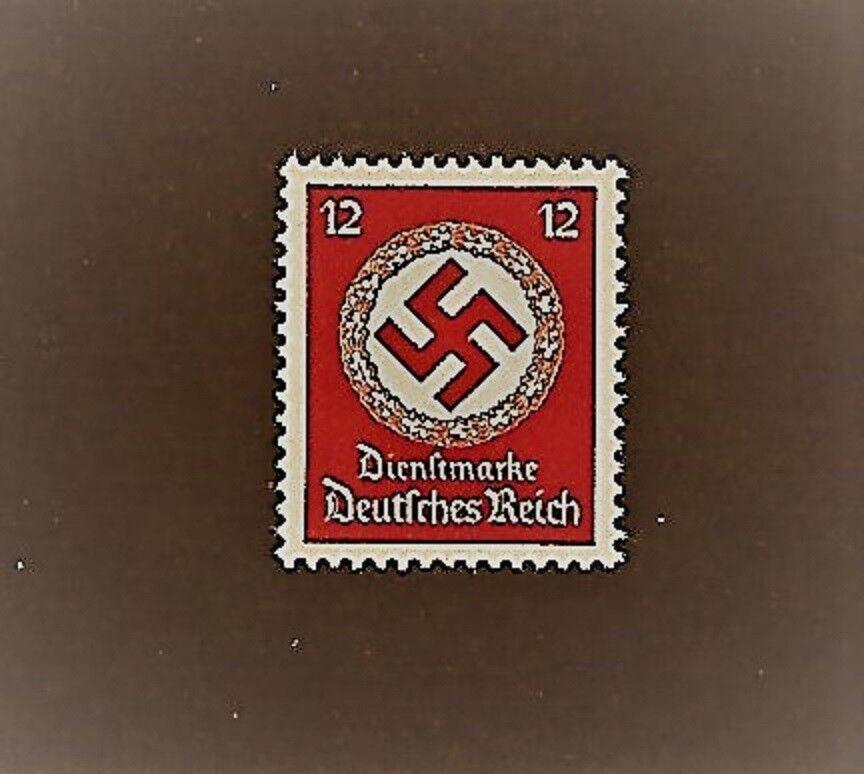 Купить MNH  postage stamp / 1942 Official / PF12 / LARGE Nazi Swastika / Third Reich