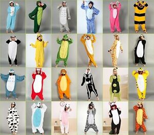 Hot-Unisex-Adult-Onesie-Kigurumi-Pajamas-Anime-Cosplay-Costume-Dress-Sleepwear