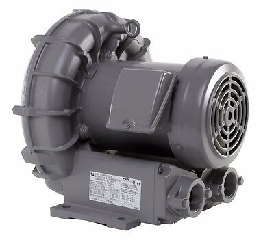 Fuji Vfc200p-5t Regenerative Blower0.37 13 Hp42 Cfm