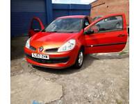 Renault Clio only 55k miles