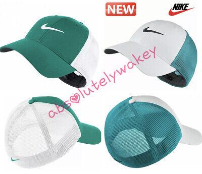 Nike LEGACY91 Tour Malla Golf Swoosh Gorra Unisex Peak Sombrero ' Everquick Seco