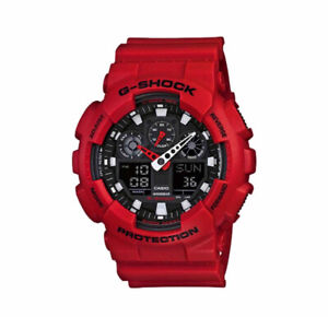 Slightly Used Red Gshock with box!
