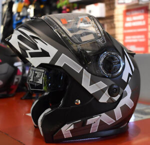 FXR FUEL MODULAR HELMET WITH ELECTRIC SHIELD AT HFX MOTORSPORTS!