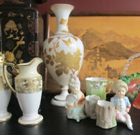 Vintage & Antique Decor Items, sold by Wendyleez. Local / online