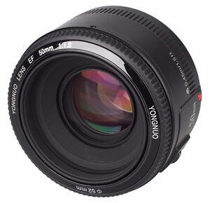 Yongnuo YN50mm 50mm F/1.8 Lens for Canon