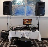 Services de DJ        $175 - $200 -$225 ONLY