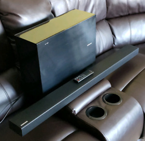 Samsung HW-K550 3.1 Channel 340 Watt Wireless Audio Soundbar