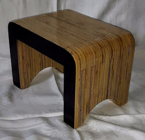 Handcrafted Step Stool