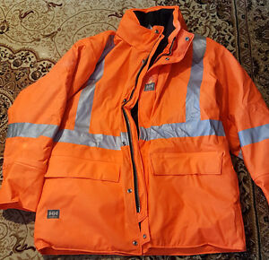 Helly Hansen outdoor working clothes