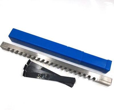 Metric Size Keyway Broach 22mm F Push-type Cutter Cutting Hss Cnc Machine Tool