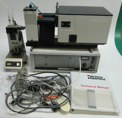 Hi-tech Scientific Sf-61 Stopped-flow Spectrofluorimeter M300 Monochromator Esu