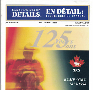 WANTED - CANADA POST DETAILS  MAGAZINES FROM 1996 and 1998 Kitchener / Waterloo Kitchener Area image 1