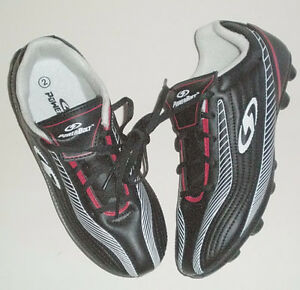 Powerbolt Youth Soccer Shoes New