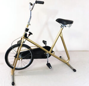 Superb Mid Century Modern Kessler Excercise Bicyle SEE VIDEO