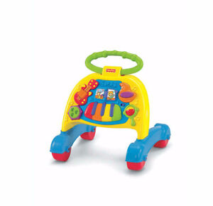 Fisher-Price Musical Activity Walker ~ Excellent condition *