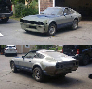 1982 datsun 280zx $1500 this weekend only READ ADD