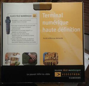 Décodeur HD de Videotron