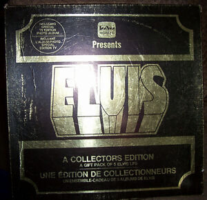 "Elvis Presley - Elvis ""A Collector's Edition"" (1976) LP 64 track"