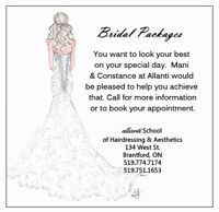 Bridal Packages at Allanti