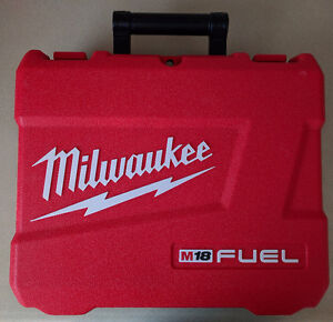 New Milwaukee M18 Fuel Impact Driver case only