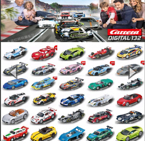 WTB: Carrera 1/32 or 1/24 Slot cars