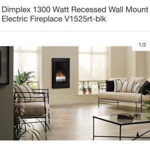 FIREPLACE ( MOVING SALE )