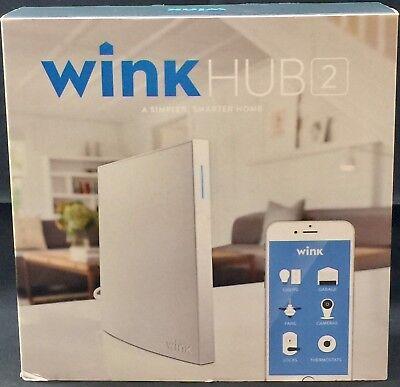 Wink WNKHUB‑2US Smart Home Hub 2