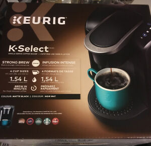 Keurig k select
