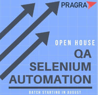 Open House - IT Jobs -  Automation QA Testing - Aug 18 - 10 AM