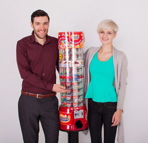 FREE Snack Tower & We PAY YOU $50 Cash? Fort McMurray Offer!