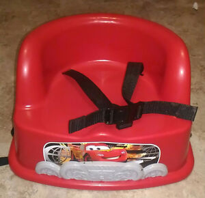 Cars chair booster