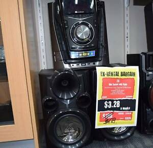 Various Small HiFi To Clear - Ex-Demo - Ex-Rental Browns Plains Logan Area Preview