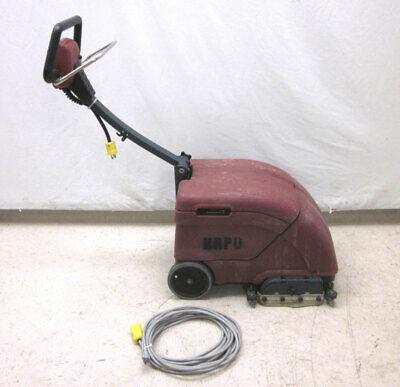 Minuteman Es14 14 Electric Port A Scrub Floor Scrubber 115v 1-ph