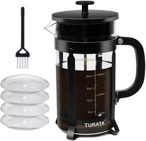 Press coffee maker