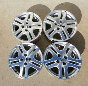OEM Honda Fit Rims (9.5/10 condition)