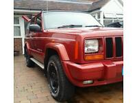 Jeep cherokee 1998 (r) 4.0 LPG