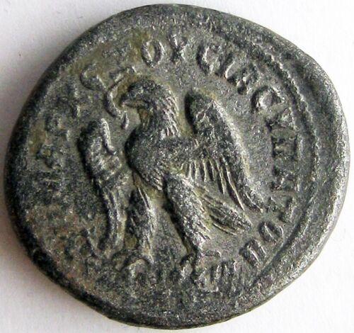 Antioch, Seleucis & Pieria_Philip I_244 - 249 AD_BI silver Tetradrachm
