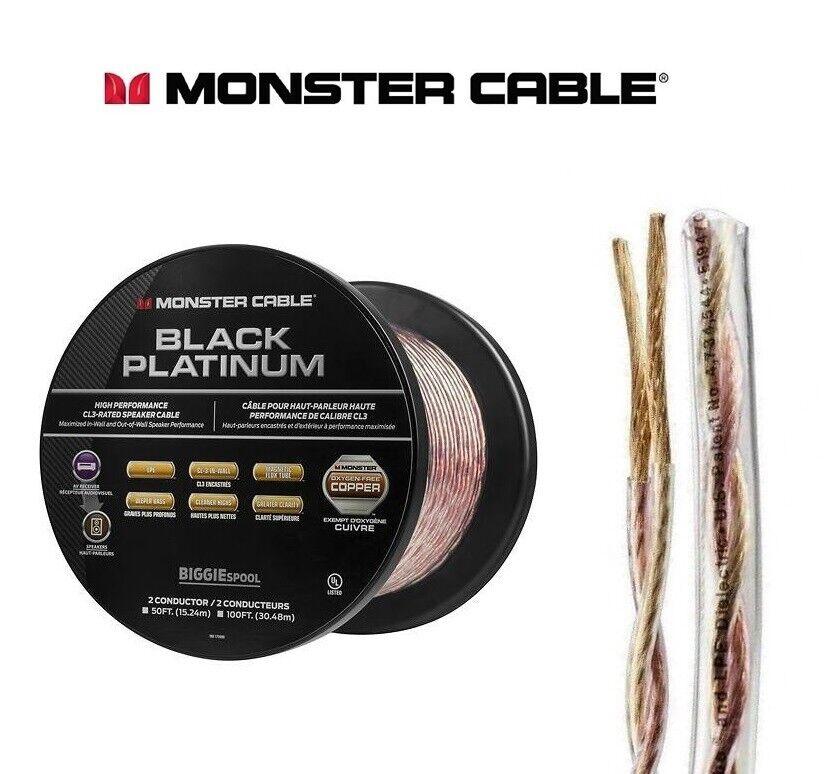 Monster® Black Platinum MC BPL XP CI-50 WW High Performance