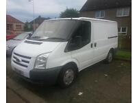 2010 on 60 plate Ford transit 85t280