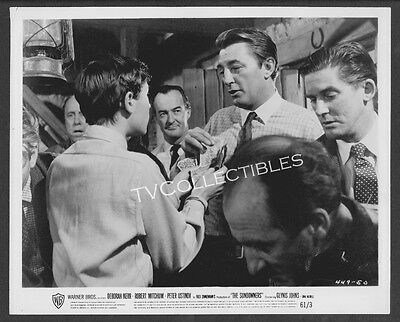 8X10 Photo  The Sundowners  1961  Robert Mitchum  Michael Anderson Jr