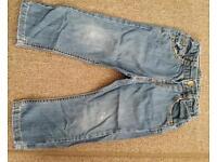Baby Zara Jeans £1.50