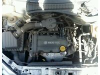 VAUXHALL CORSA ENGINES FOR SALE