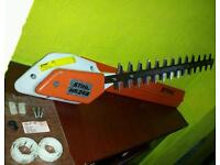 stihl hs246 hedge trimmer attachment,ms260,ms240,in exellente condition!!!