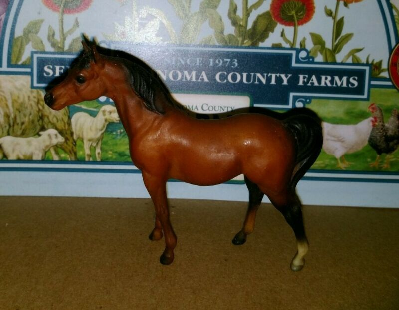 Breyer Stablemates G1 Arabian stallion