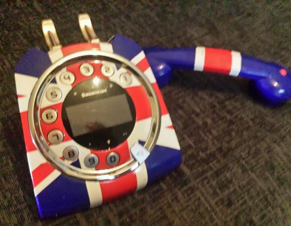 Sagemcom Sixty Retro Cordless Phone Sagemcom Sixty Digital Cordless Retro Style Telephone United Kingdom