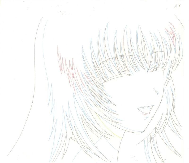 Anime Douga not Cel Chobits #114