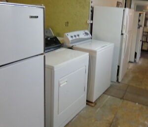 USED STOVES,RANGES PLUS FRIDGES